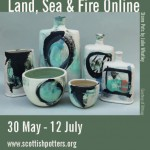 Land Sea and Fire Online Sq advert