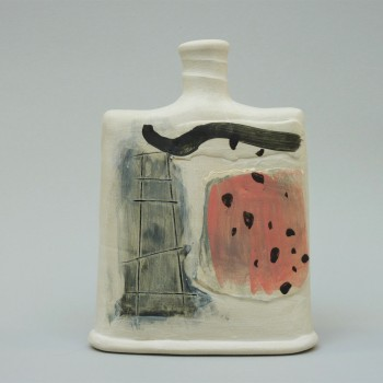 sea and shore bottle pink